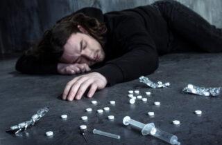 Передоз амфетамина